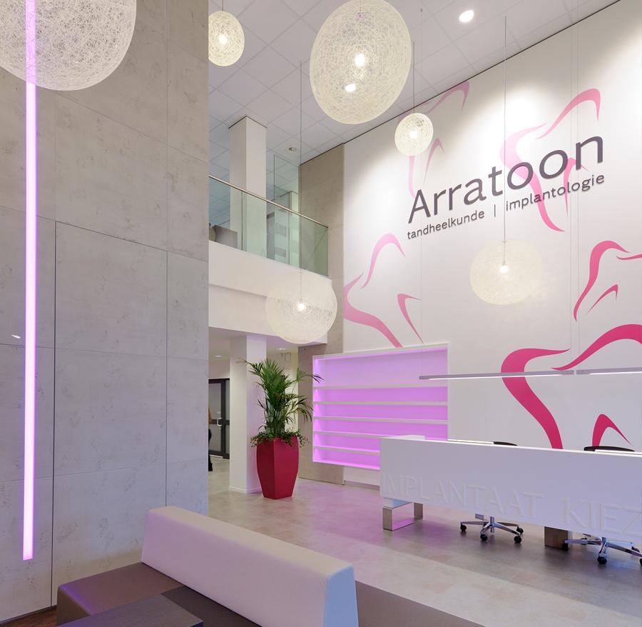Home >> inrichting Tandartsenpraktijk Arratoon
