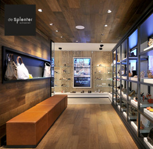 WSB Retail design >> De Splenter