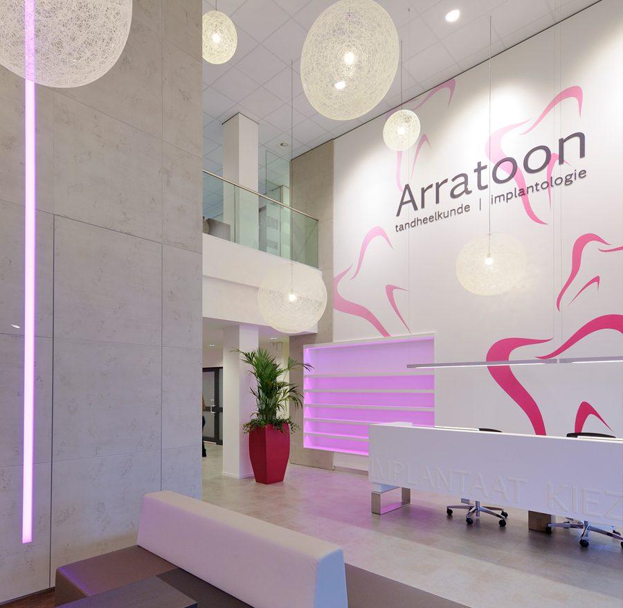 Home wsb Ontwerp Interieur en Turn key Inrichting tandartspraktijk Arratoon