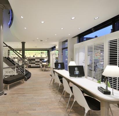 Retail Design Van der Leeuw