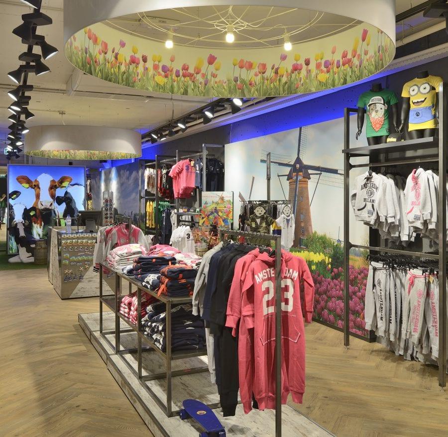 Retail design en realisatie >> WSB