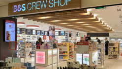 B&S Crewshop Airport Schiphol (NL) – Amenagement interieur