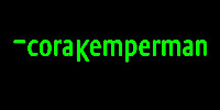 Logo Cora Kemperman GR