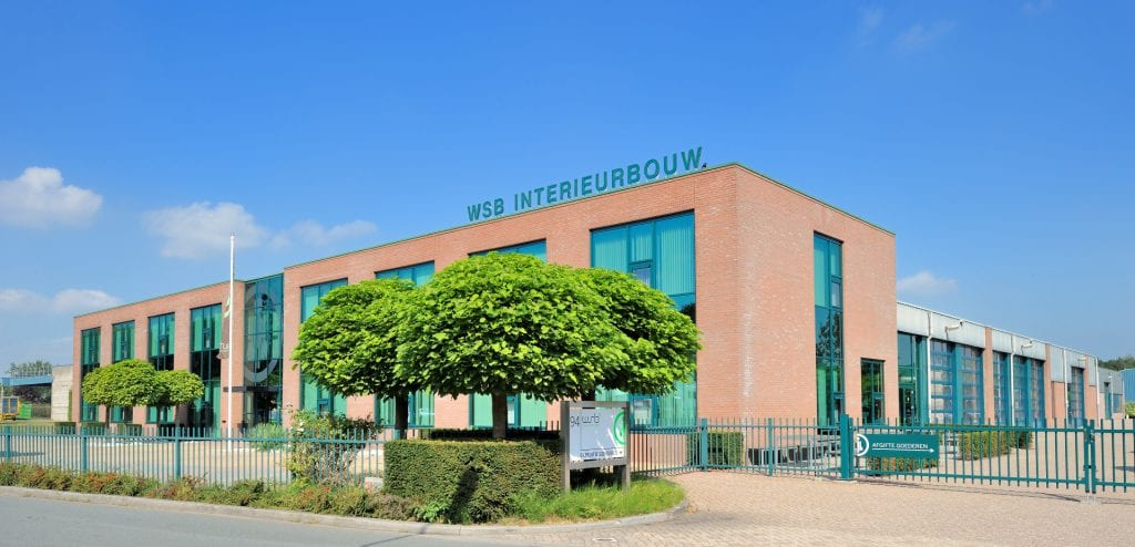WSB Interieurbouw Rick Blankenstijn bert blankenstijn en nico schreuder
