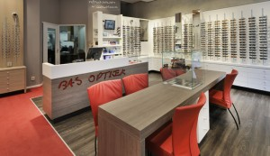 1 wsb Interieurbouw optiek wsb Ladenbau optik wsb shopconcepts optics bas optiek
