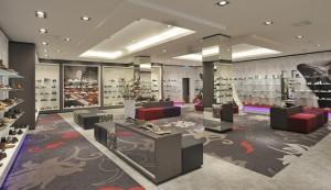 2 wsb interieurbouw schoenen wsb ladenbau schuhe wsb shopconcepts shoes dungelman