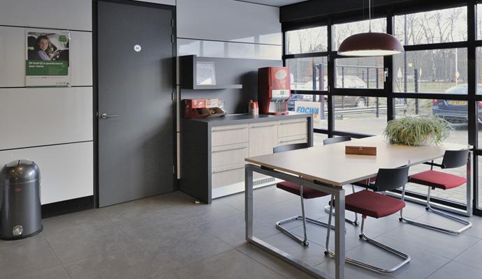 Volvo Broekhuis Zeist Inrichting Showroom Door Wsb Interieurbouw