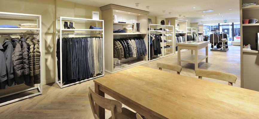 Interieur verbakel mode succesvol verbouwd door wsb for Intercity kleding
