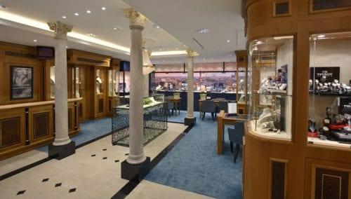 Veerman Juweliers en Diamantairs, Huizen