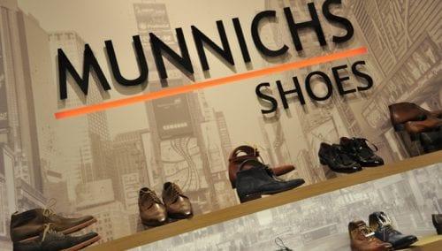 Inrichting Schoenwinkel Munnichs Weert