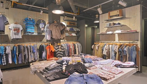 Centro House of Jeans, Vaassen
