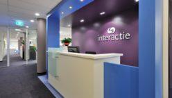Interactie in Ede: kantoor interieurontwerp