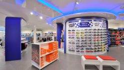 Interieur Intersport Borculo, e.v.a.