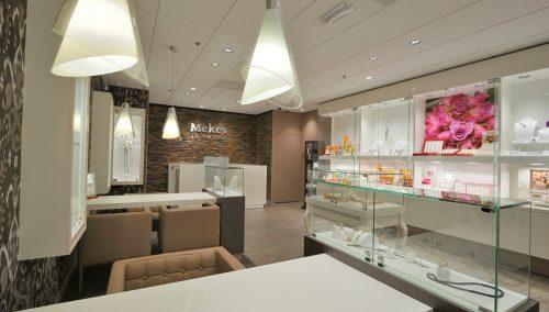 Winkelinrichting Juwelier Mekes, Etten-Leur