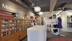 Melman Lingerie, Sassenheim: Agencement magasin de lingerie