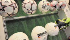 Einrichtung Sport: Sportcentrum Dordrecht NL