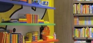 detail wsb Interieurbouw boekhandel wsb Ladenbau Buchhandlung wsb shopconcepts bookshop koster