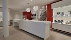 Interieur Juwelier van Bellingen – Halle (BE)