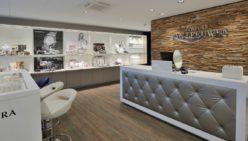 Juwelier van Leeuwen, Dordrecht: Interieur juwelierszaak