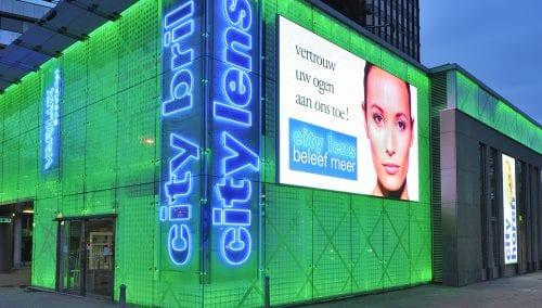 Innovatie en Beleving bij City Lens, Rotterdam