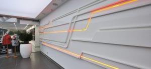Ontwerp inrichting WSB Interieurbouw Audi Showroom - Amersfoort