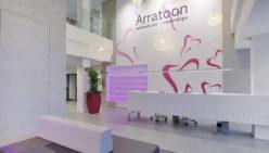 Intérieur de cabinet dentaire Arratoon