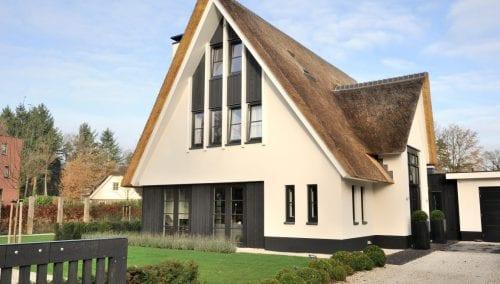 Ontwerp interieur villa – landhuis, Apeldoorn