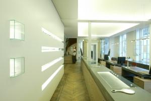 WSB Ladenbau Optik Loonen