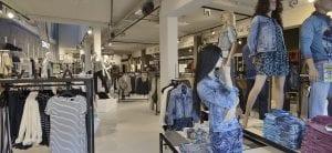 Ontwerp inrichting Stout Jeans - Nunspeet