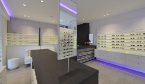 13 wsb Interieurbouw optiek wsb Ladenbau optik wsb shopconcepts optics gobert knokke