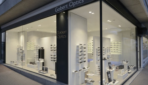 18 wsb Interieurbouw optiek wsb Ladenbau optik wsb shopconcepts optics gobert knokke