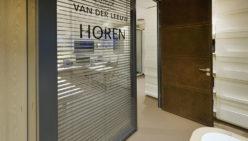 Interieur audicien van der Leeuw Horen – Delft
