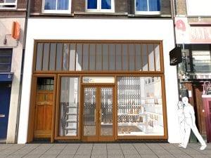 WSB Interieurbouw ontwerpt nieuwe schoenenwinkel voor Kort Shoes