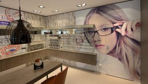 Naumann Optik: Maatwerk Brilpresentatie