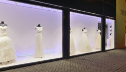 Interieur bruidsmode, The New Bride, Barneveld