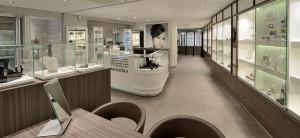 1 wsb interieurbouw juwelier wsb ladenbau schmuck uhren wsb shopconcepts jeweler Reiser