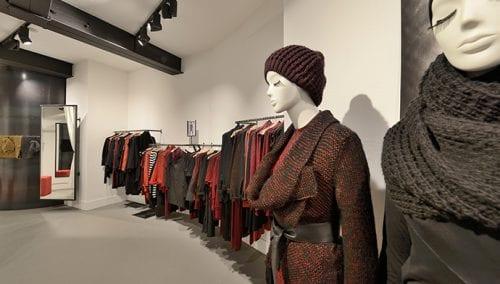 Cora Kemperman Brussel (BE): Design en afbouw winkel