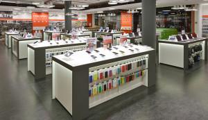 3 wsb interieurbouw wsb ladenbau  wsb shopconcepts Cyberport