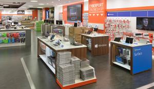 5 wsb interieurbouw wsb ladenbau wsb shopconcepts Cyberport
