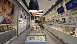 Good jewellery concept shop design for Cadran Montres (Luxembourg)