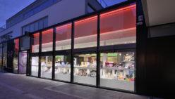 Winkelontwerp Juwelier Frank Hellinx – Bilzen (BE)