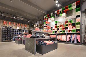 Retail Design door Rick Schreuder van WSB Interieurbouw