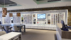 Store fixtures Optics – Valentijn Opticians