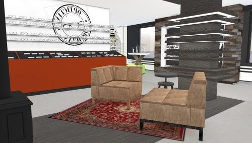 Coming soon: Nieuw winkelinterieur voor De Romph optiek en Nuytinck Optiek