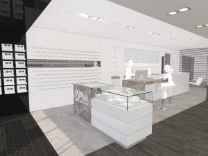 Retail design en Retail bouwmanagement