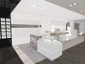 Retail design en Retail bouwmanagement