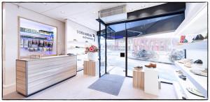 Renovatie winkelinterieur Torenbeek Schoenen door WSB Interieurbouw