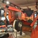 Winkelinrichting Touristenshop voor souvenirs Amsterdam Design door WSB Interieurbouw