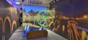 Ontwerp inrichting Amsterdam Designs door WSB winkelinrichting