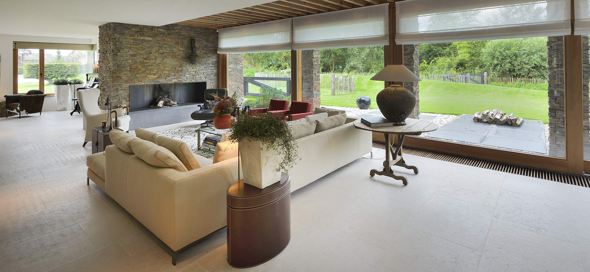 Interieur design klassiek for Eigentijds interieur